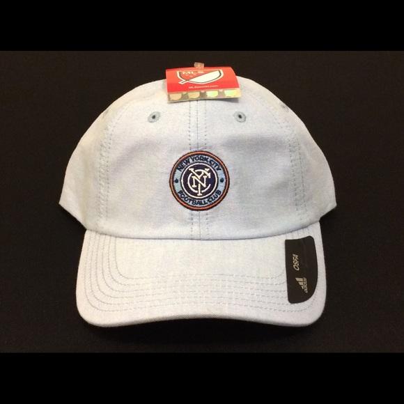 *BRAND NEW* $30 Adidas Hat - NYC FC